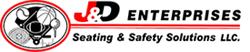 JD Bleacher Services Logo